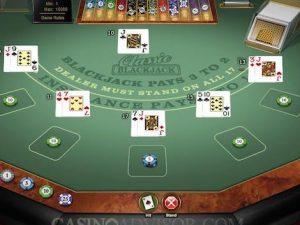 Permainan Judi Blackjack Online